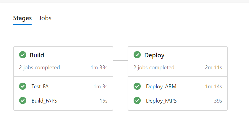 Deploy Azure Functions with Azure DevOps
