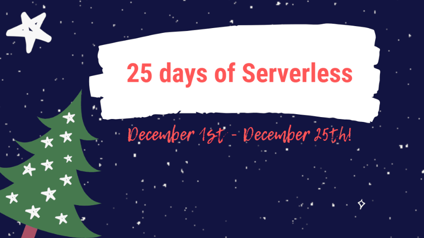 25Days of serverless