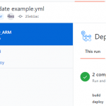 Step by step: Test and deploy ARM Templates with GitHub Actions