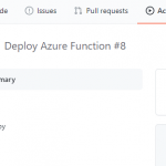 Step-by-Step: Deploy Azure PowerShell Functions with GitHub Actions